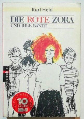 Die rote Zora und ihre Bande.