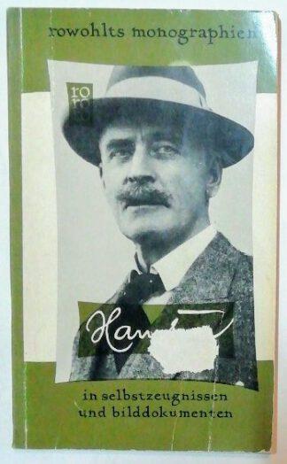 Knut Hamsun in Selbstzeugnissen und Bilddokumenten