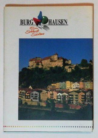 Burghausen – Ein Schluck Süden.