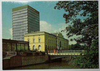 Ansichtskarte Braunschweig – Landesbank und Ottmerbau [ungelaufen].