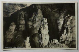 Ansichtskarte Genkingen – Nebelhöhle, Partie in Halle II [ungelaufen].