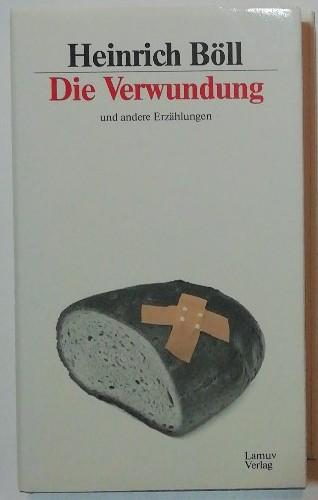 Die Verwundung und andere frühe Erzählungen.