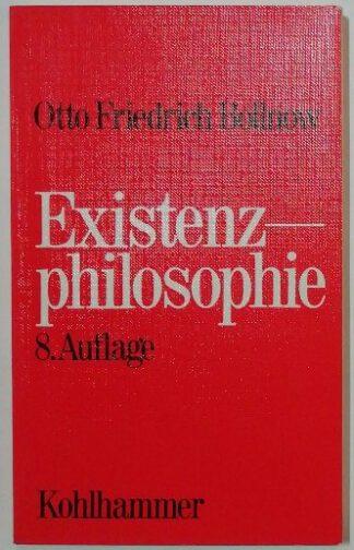 Existenzphilosophie.